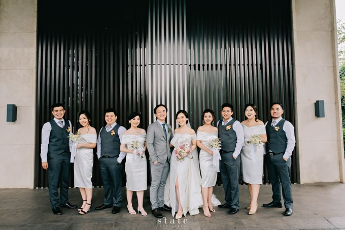Wedding - Lizen & Devina Part 2 by State Photography - 016