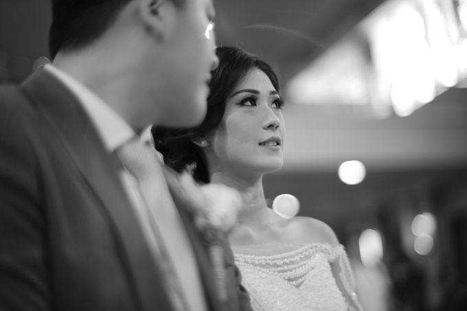 Desmond & Joan Holy Matrimony by David Salim Photography - 016