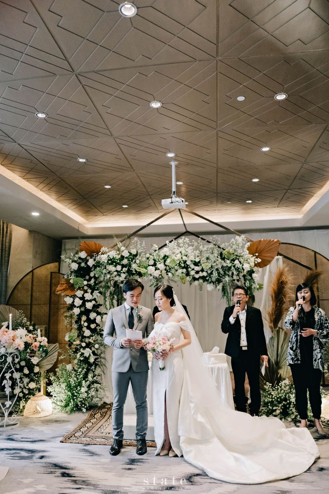 Wedding - Lizen & Devina Part 2 by State Photography - 025