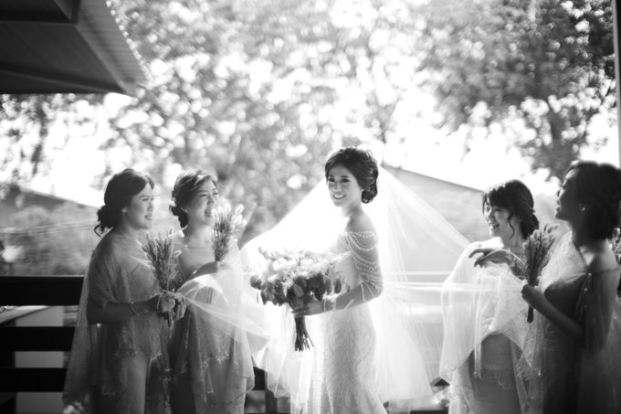 Desmond & Joan Holy Matrimony by David Salim Photography - 021