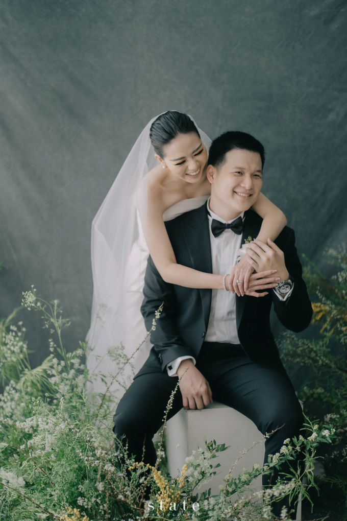 Wedding - Michael & Devina Part 02 by State Photography - 025