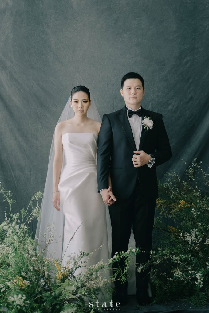 Wedding - Michael & Devina Part 02 by State Photography - 019