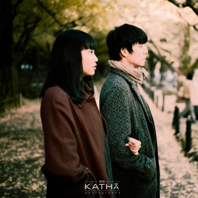We Flew To Japan by Katha Photography - 004