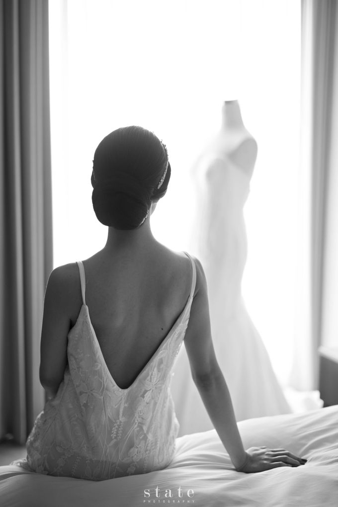 Wedding - Louis & Laura by State Photography - 007
