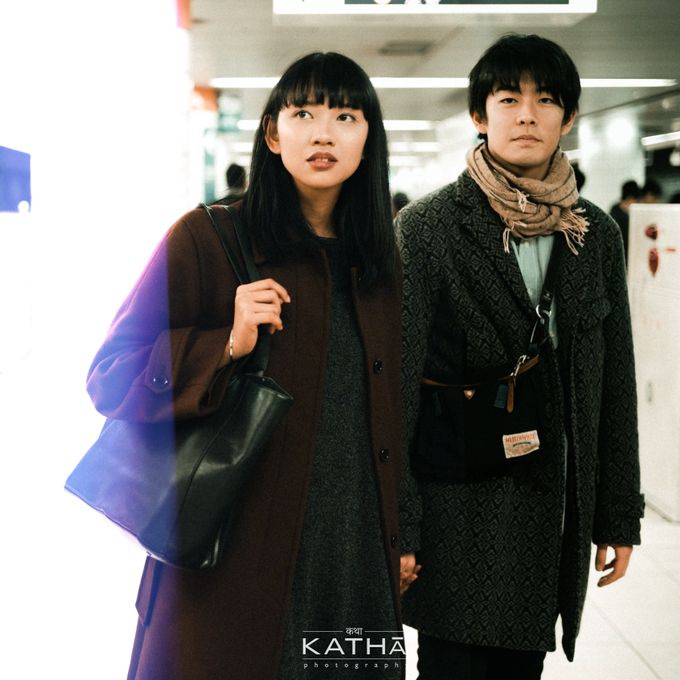 We Flew To Japan by Katha Photography - 001