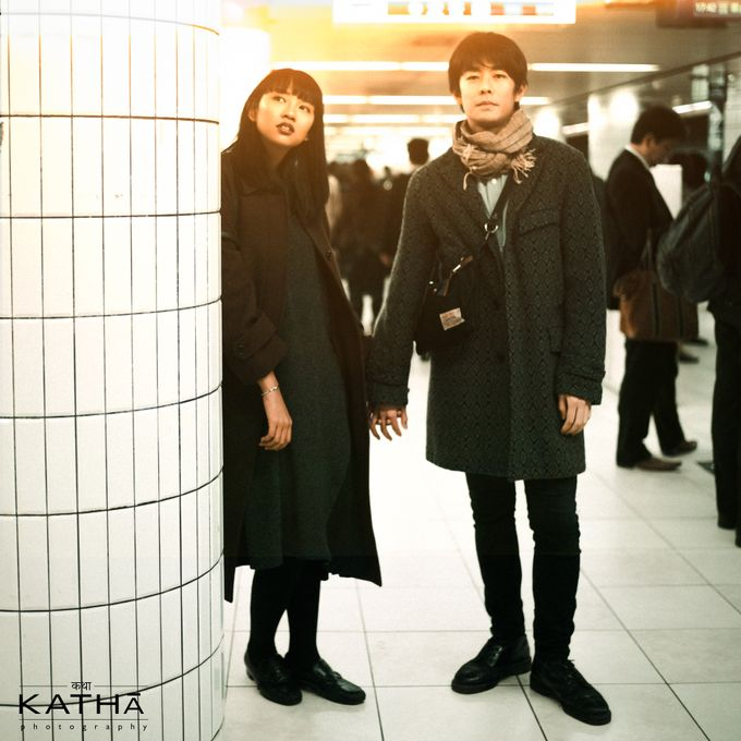 We Flew To Japan by Katha Photography - 005