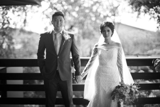 Desmond & Joan Holy Matrimony by David Salim Photography - 023