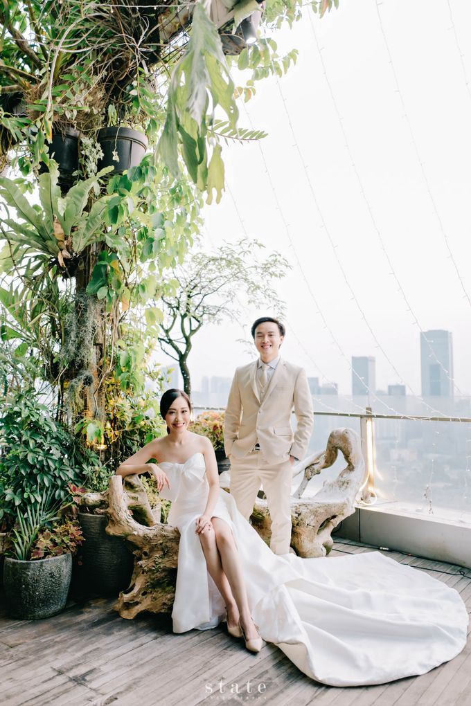 Wedding - Lizen & Devina Part 2 by State Photography - 031