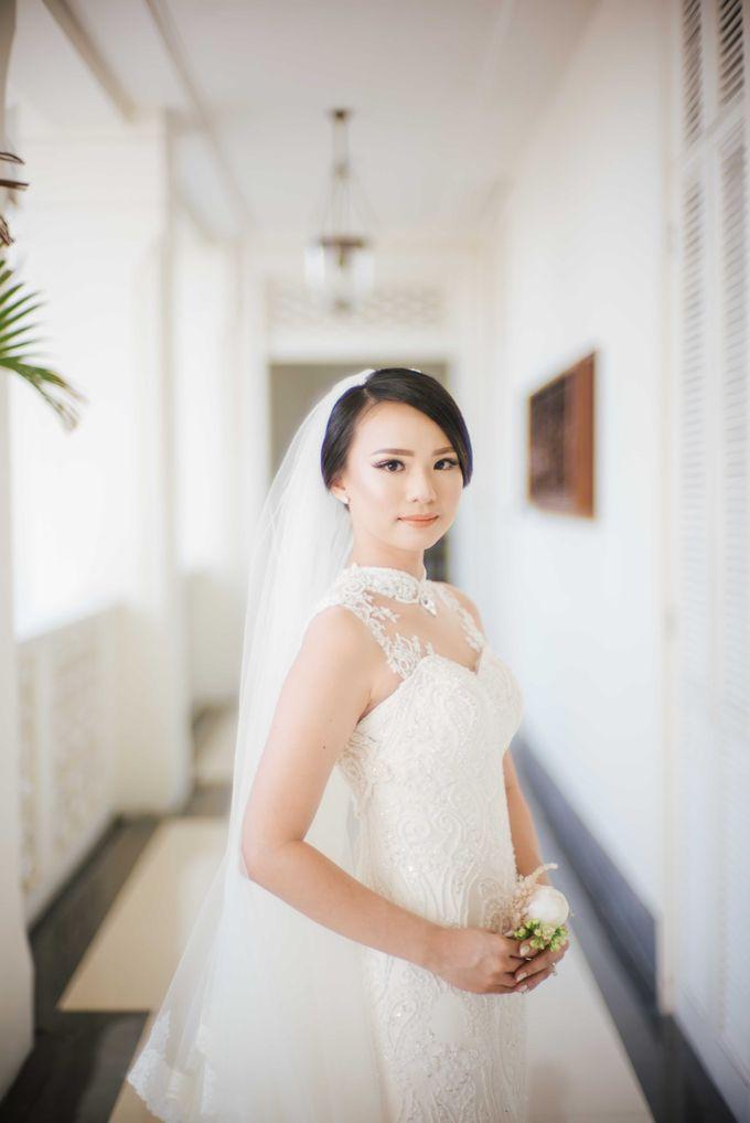 Wedding of Yulius & Caroline by Lis Make Up - 006