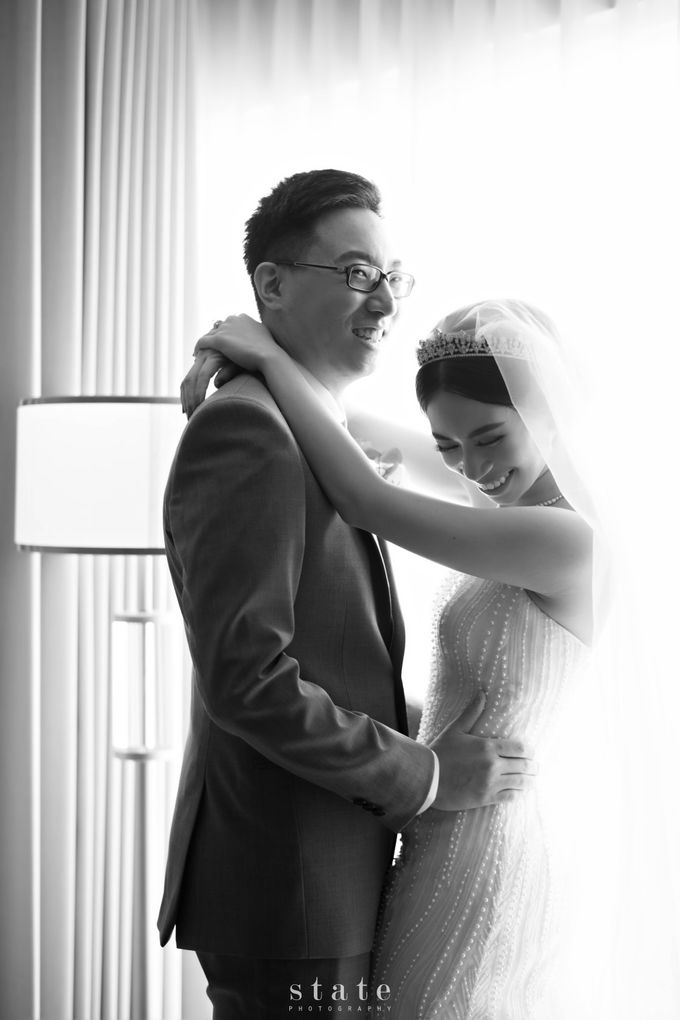 Wedding - Louis & Laura by State Photography - 023