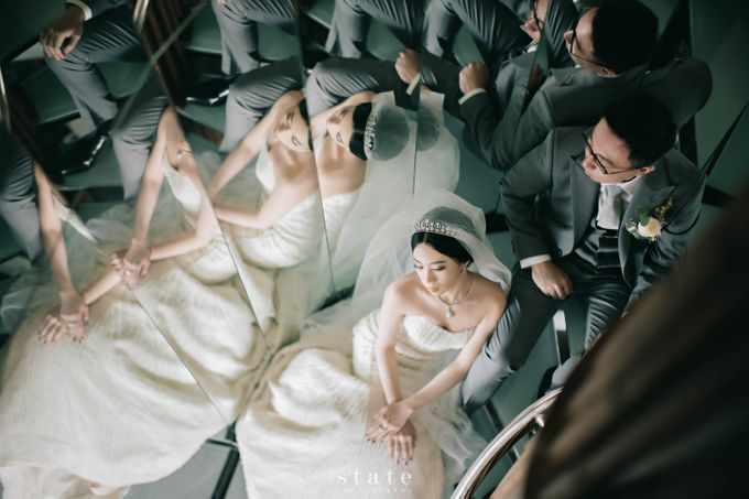 Wedding - Louis & Laura by State Photography - 024