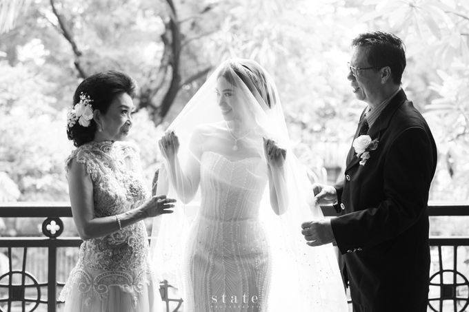 Wedding - Louis & Laura by State Photography - 016