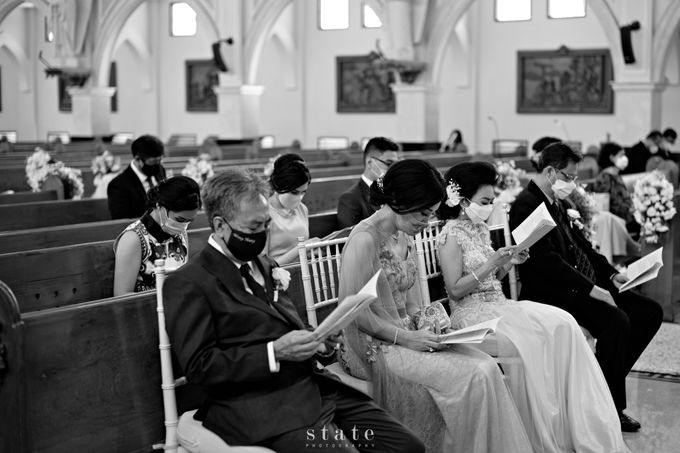 Wedding - Louis & Laura by State Photography - 026