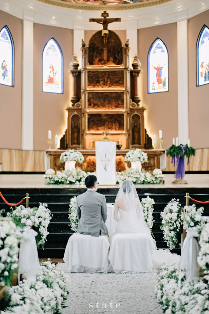 Wedding - Louis & Laura by State Photography - 027