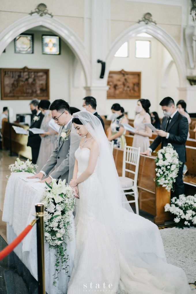 Wedding - Louis & Laura by State Photography - 028