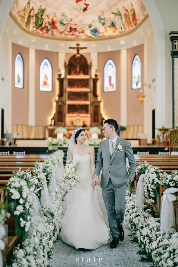 Wedding - Louis & Laura by State Photography - 029