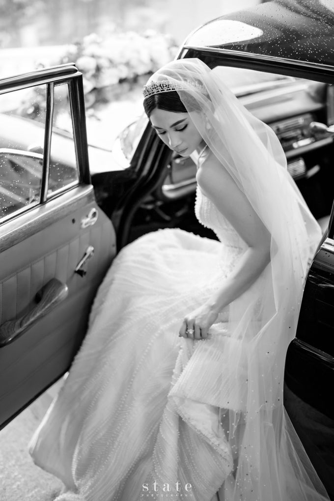 Wedding - Louis & Laura by State Photography - 031