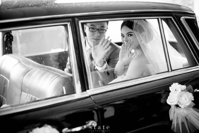 Wedding - Louis & Laura by State Photography - 032