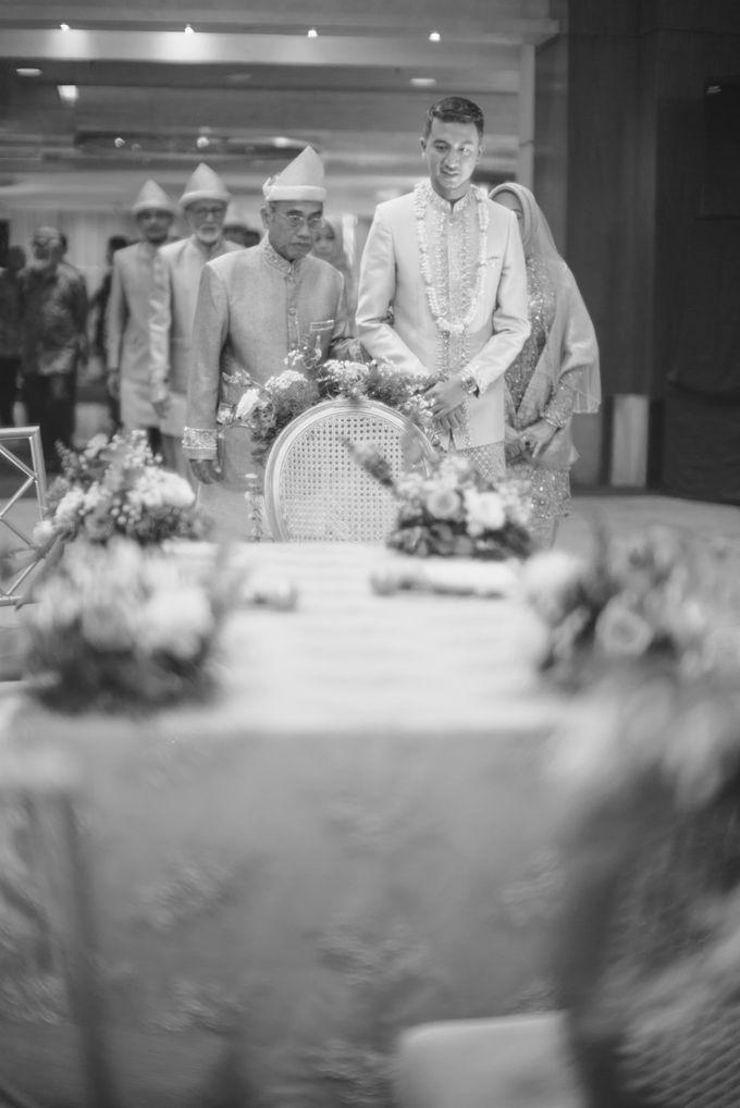 Ahnaf & Farradila - Prewedding & Wedding Day by Hummingbird Road - 005