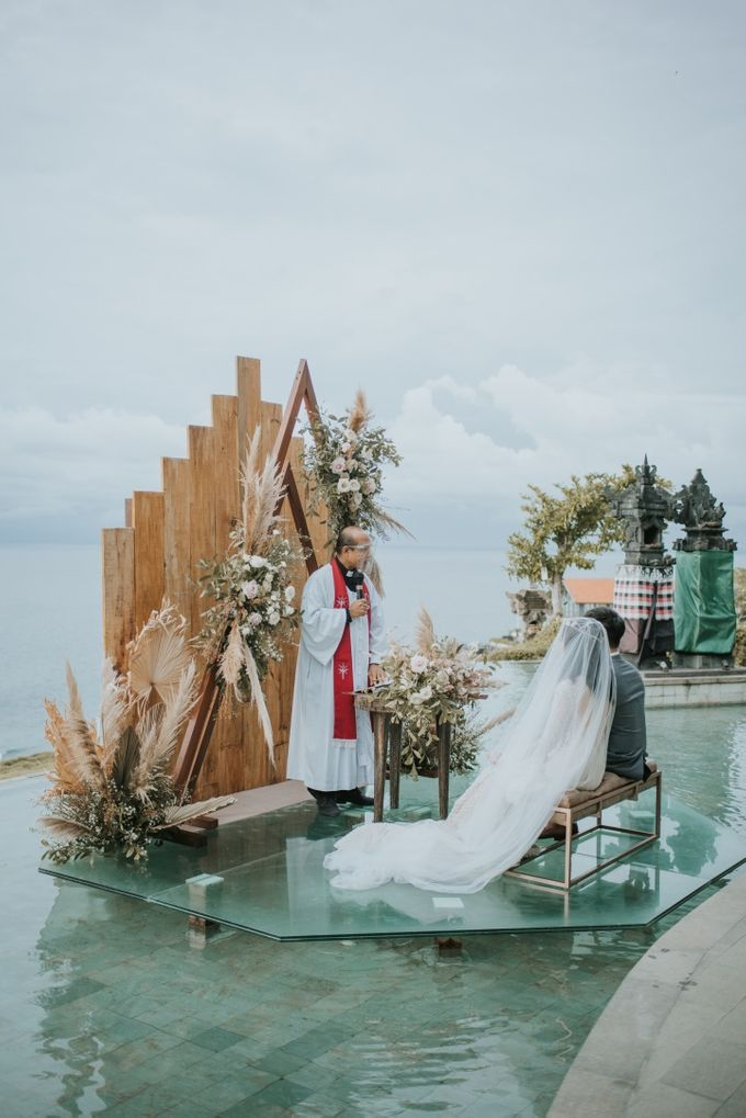 Steffy and Temi Wedding Decoration by Fuchsia Bali by KAMAYA BALI - 004