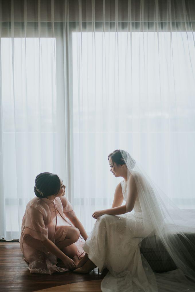 Steven & Catherin Wedding at Aston Cirebon by PRIDE Organizer - 001