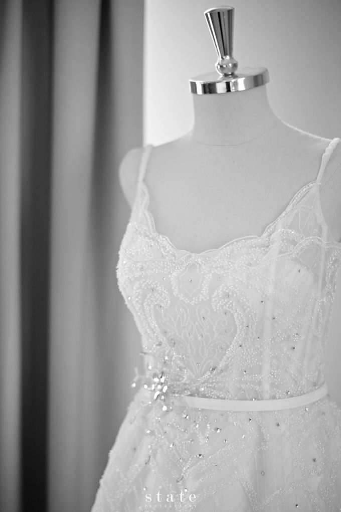Wedding - Welly & Laura by State Photography - 005