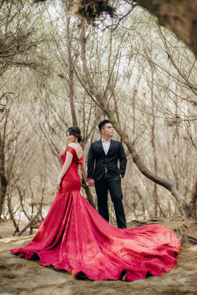 Prewedding Moudy & Yosua by Royal Photograph - 011