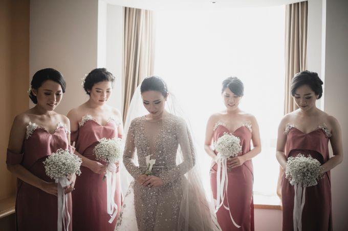 Ivan & Yessica Wedding by Hilda by Bridestory - 007
