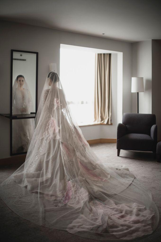Ivan & Yessica Wedding by Hilda by Bridestory - 003