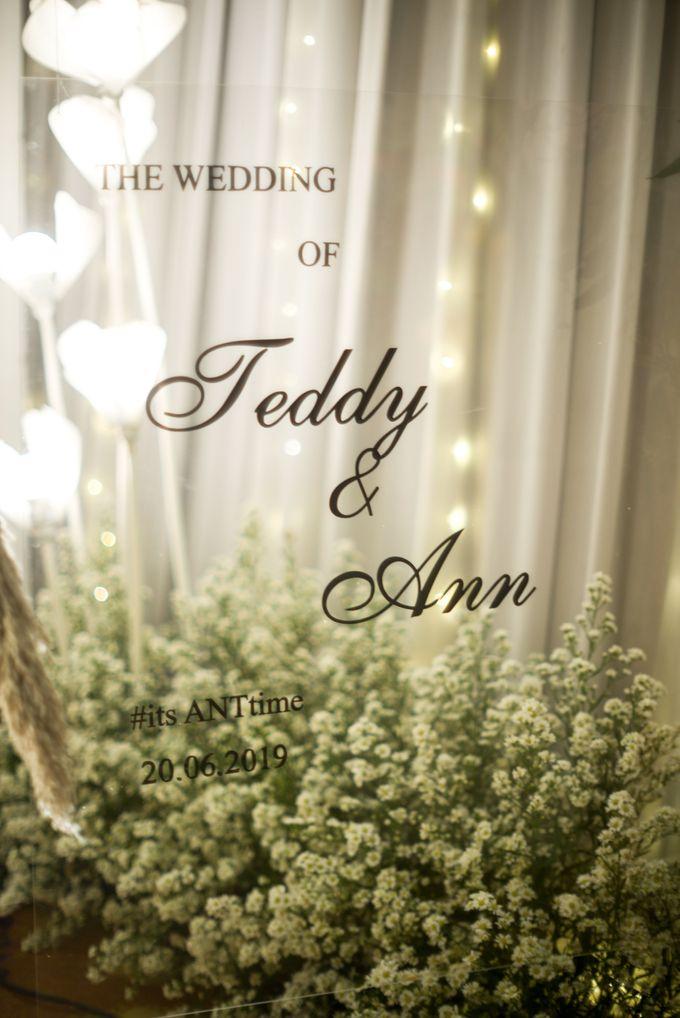Raffles - Teddy & Ann by MY MUSE BY YOFI - 011