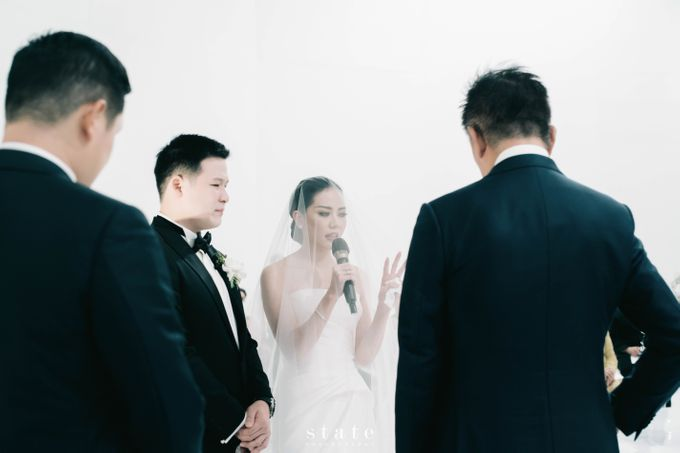 Wedding - Michael & Devina Part 02 by State Photography - 043