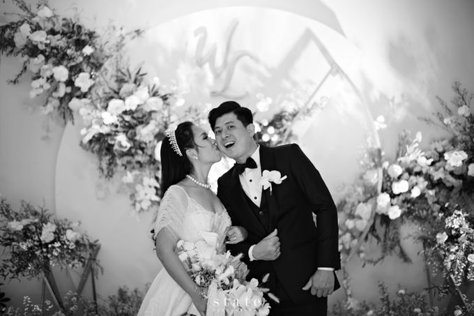 Wedding - Welly & Laura by State Photography - 049