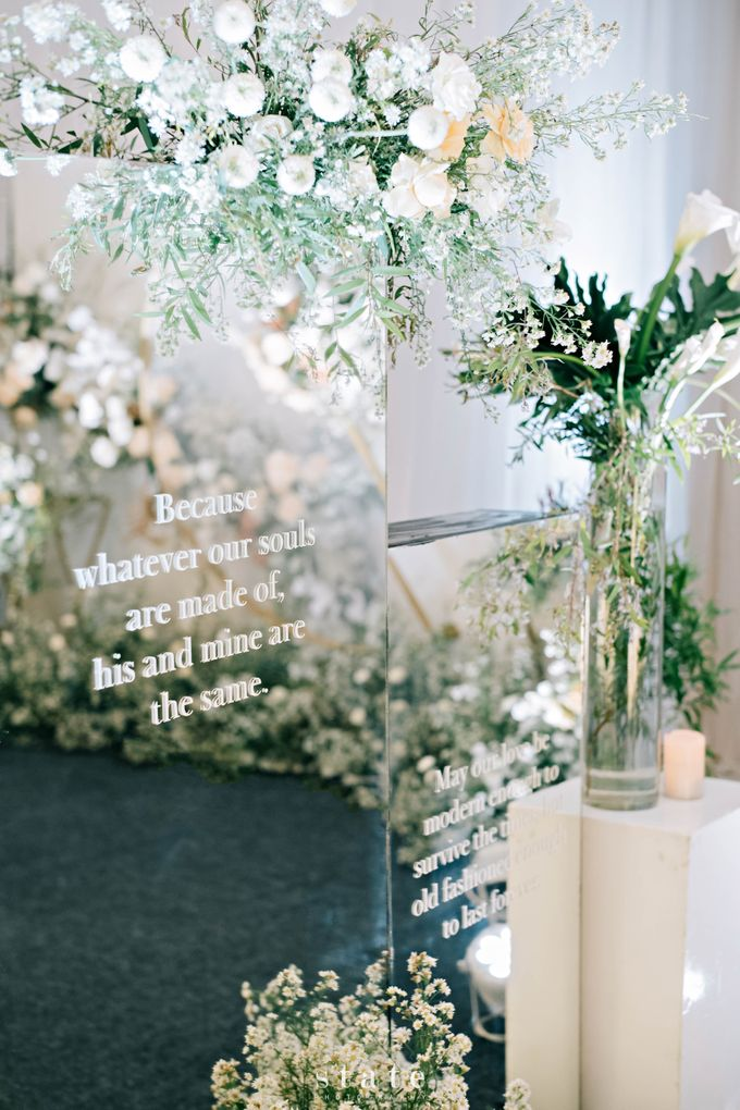 Wedding - Welly & Laura by State Photography - 037
