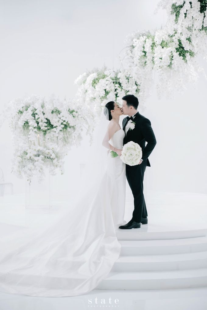 Wedding - Michael & Devina Part 02 by State Photography - 047