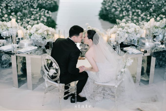 Wedding - Michael & Devina Part 03 by State Photography - 012