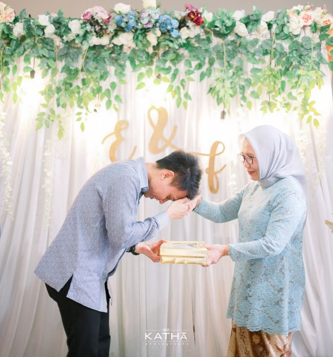 Egi & Fauzan Engagement by Katha Photography - 010
