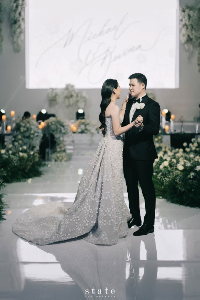 Wedding - Michael & Devina Part 03 by State Photography - 019
