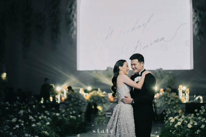 Wedding - Michael & Devina Part 03 by State Photography - 020