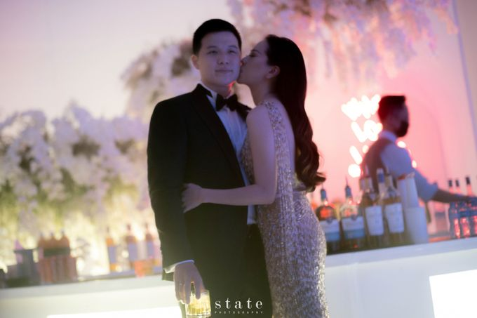 Wedding - Michael & Devina Part 03 by State Photography - 025