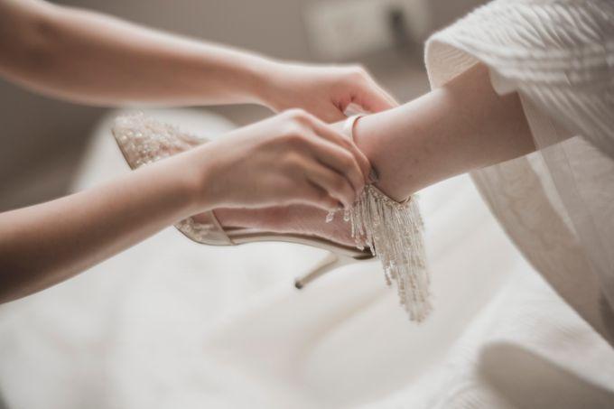 Jeffry & Elsie Wedding by David Salim Photography - 016