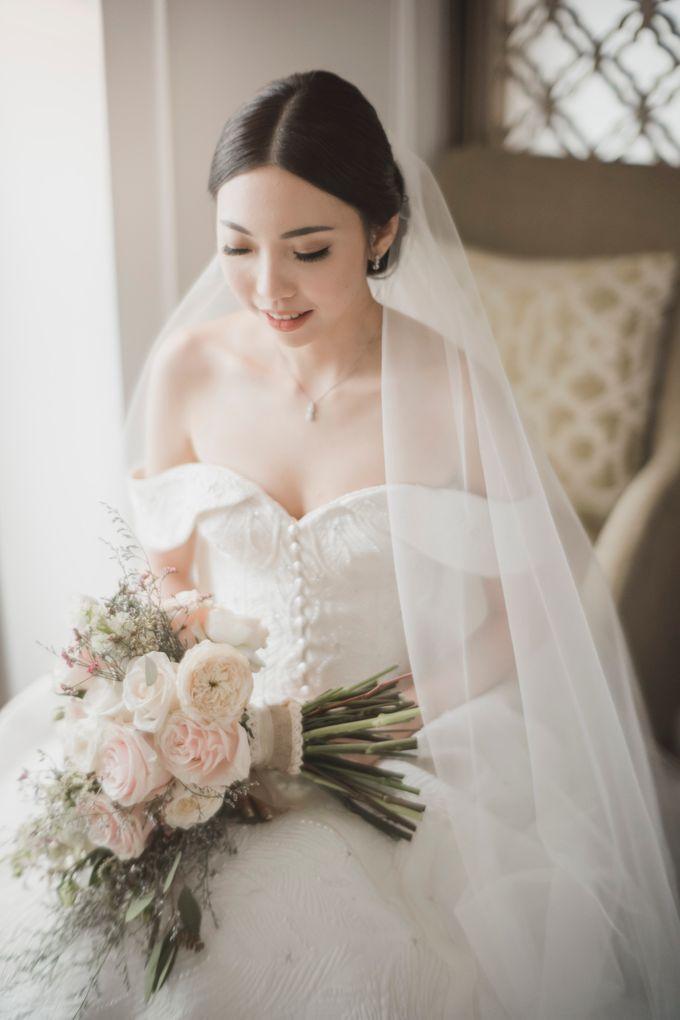 Jeffry & Elsie Wedding by David Salim Photography - 007