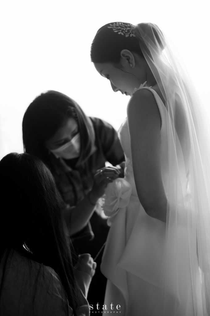 Wedding - Anthony & Audrey Part 01 by State Photography - 018