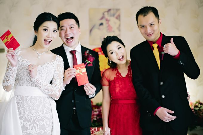 Wedding - David & Yenny Part 01 by State Photography - 019