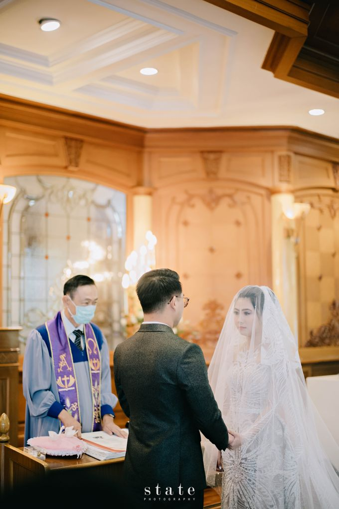 Wedding - Gerry & Claudia by State Photography - 018