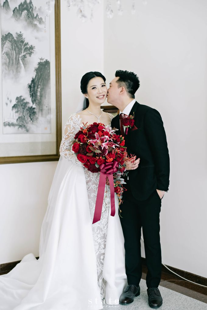 Wedding - David & Yenny Part 01 by State Photography - 022