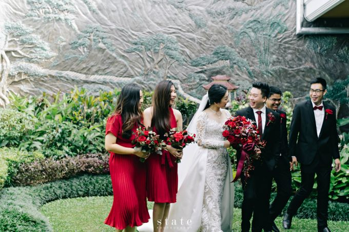 Wedding - David & Yenny Part 01 by State Photography - 020