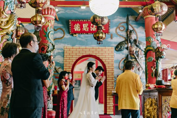 Wedding - David & Yenny Part 01 by State Photography - 026
