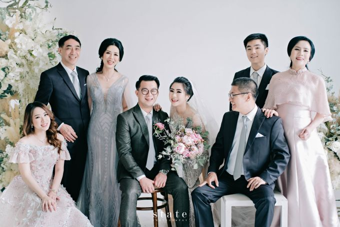 Wedding - Gerry & Claudia by State Photography - 029