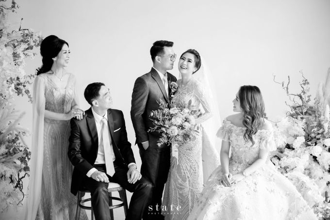 Wedding - Gerry & Claudia by State Photography - 025
