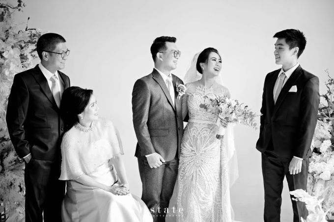 Wedding - Gerry & Claudia by State Photography - 027